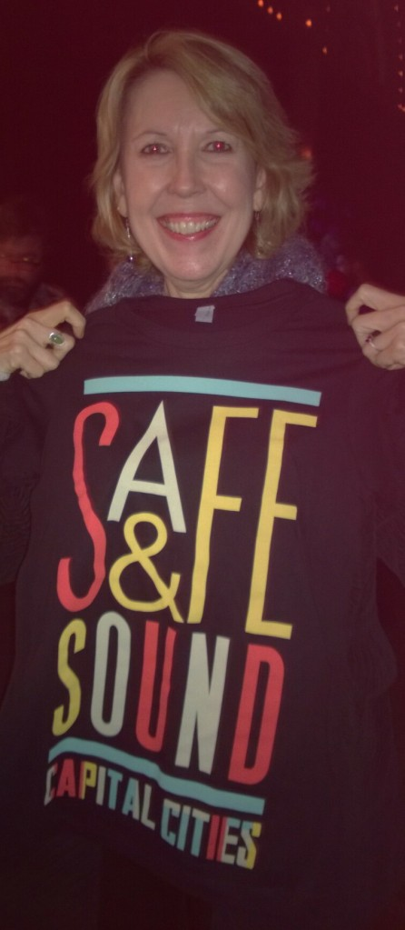 safe and sound tshirt